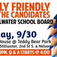UPDATED! SUN 9/30 @ 3:30pm | 2018 Family Friendly Meet the Candidates